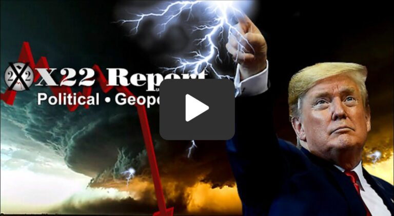 Trump Shares Voter Fraud Conspiracy Theories of QAnon Star